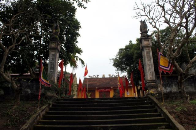 Den Trang Dong