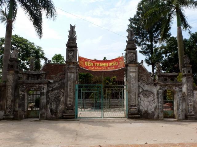 Den Thanh Mau