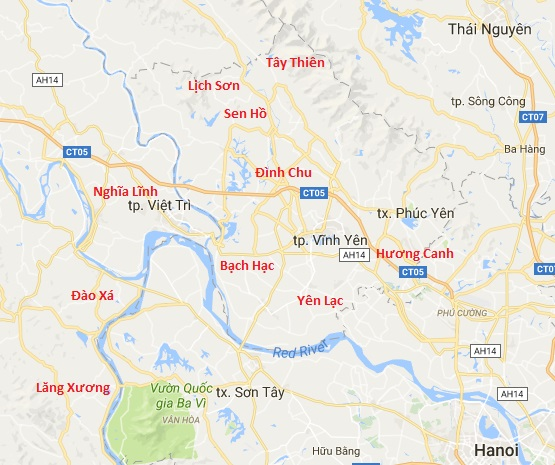 Vinh Phu